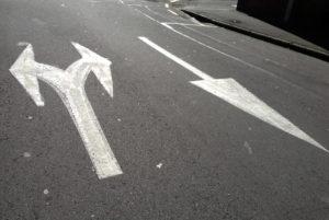 Entscheidungen treffen, Straßenkreuzung