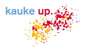 kauke up. Logo