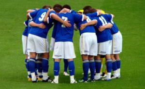 Fussball-Team, Gruppendynamik