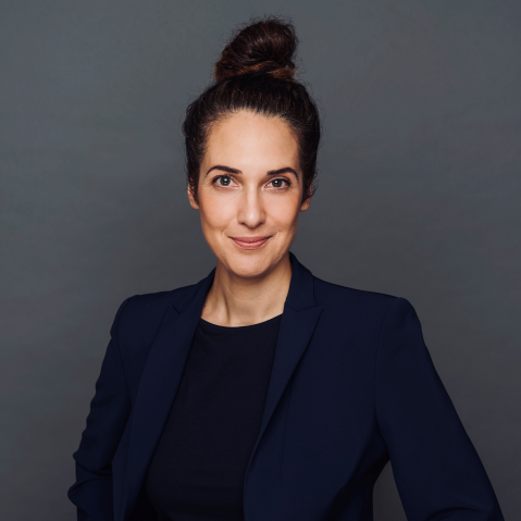 Portrait Elena A. Kalogeropoulos